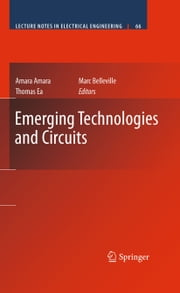 Emerging Technologies and Circuits ebook by Amara Amara, Thomas Ea, Marc Belleville