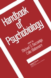 Handbook of Psychobiology ebook by Gazzaniga, Michael S.