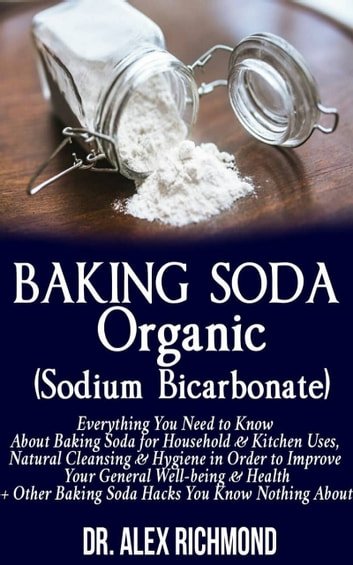Baking Soda Organic (Sodium Bicarbonate)
