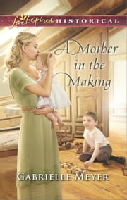 A Mother in the Making ebook by Gabrielle Meyer