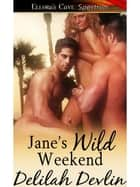 Jane's Wild Weekend ebook by Delilah Devlin