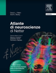 Atlante di neuroscienze di Netter ebook by David L. Felten,Anil N. Shetty