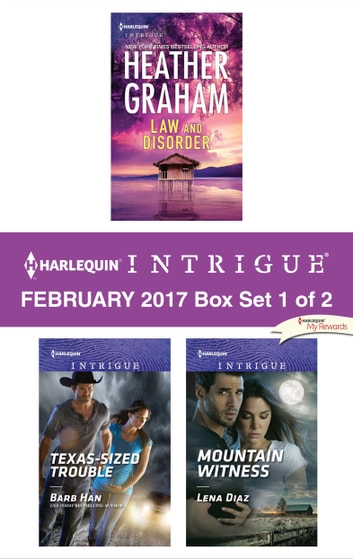 Harlequin Intrigue February 2017 - Box Set 1 of 2 - An Anthology ebook by Heather Graham,Barb Han,Lena Diaz