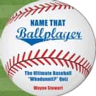"Name That Ballplayer - The Ultimate Baseball ""Whodunnit?"" Quiz Book ebook by Wayne Stewart"