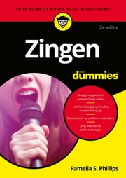 Zingen voor Dummies ebook by Pamelia S. Phillips