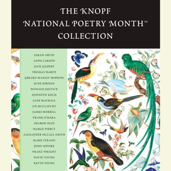 The Knopf National Poetry Month(TM) Collection audiobook by Various