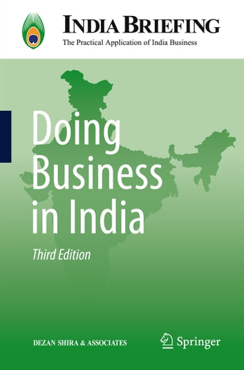 Doing Business in India ebook by