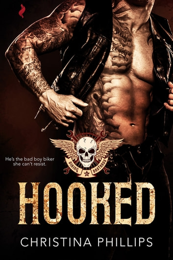 Hooked ebook by Christina Phillips