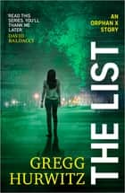 The List ebook by Gregg Hurwitz