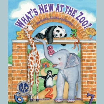 What's New at the Zoo? - An Animal Adding Adventure audiobook by Suzanne Slade,Joan Waites