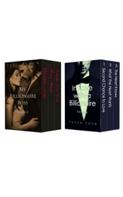 Billionaire Romance Boxed Sets: My Billionaire Boss Trilogy\In Love with a Billionaire Trilogy (2 Complete Series) ebook by Lexi Black,Tanya Lane