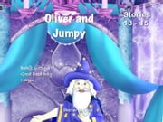 Oliver and Jumpy - the Cat Series, Stories 13-15, Book 5 - Bedtime stories for children in illustrated picture book with short stories for early readers. ebook by Werner Stejskal