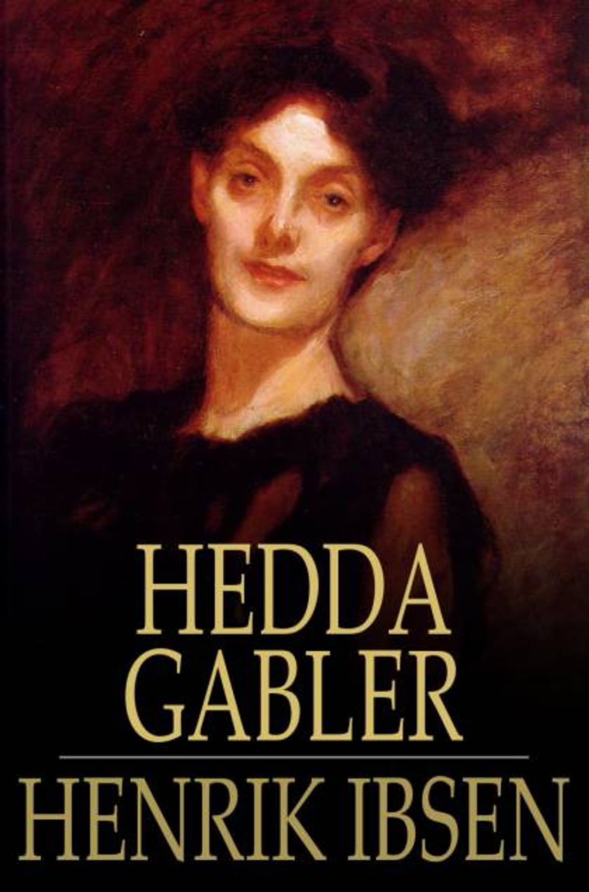 hedda gablers tragic craving for life in the play by henrik ibsen Hedda gabler, the daughter of a deceased general, marries dull george tesman and foresees a i felt the tragedy of the loss of hedda gabler's life to her own colorless lightning when the speed the honest and bold exposition adopted by ibsen made the play realistic realism is also injected to the.