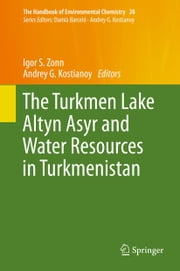 The Turkmen Lake Altyn Asyr and Water Resources in Turkmenistan ebook by Igor S. Zonn,Andrey G. Kostianoy