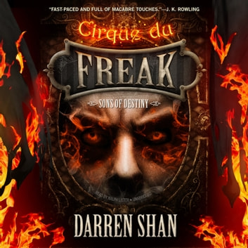 Sons of Destiny audiobook by Darren Shan