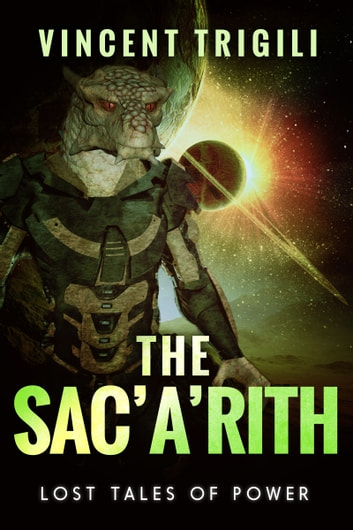 The Sac'a'rith ebook by Vincent Trigili