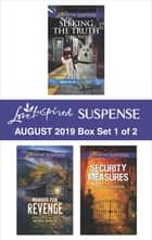 Harlequin Love Inspired Suspense August 2019 - Box Set 1 of 2 eBook by Terri Reed, Valerie Hansen, Sara K. Parker