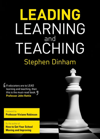 Leading Learning and Teaching ebook by Dinham,Stephen