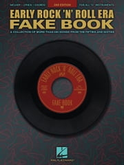 Early Rock'N'Roll Era Fake Book (Songbook) ebook by Hal Leonard Corp.
