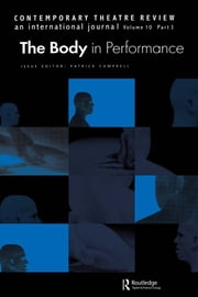 The Body in Performance ebook by