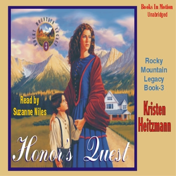 Honor's Quest audiobook by Kristen Heitzmann