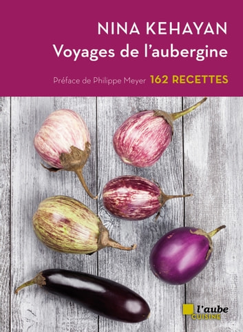 Voyages de l'aubergine ebook by Nina KEHAYAN