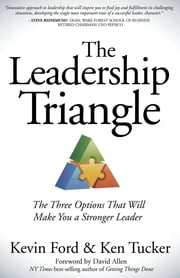 The Leadership Triangle - The Three Options That Will Make You a Stronger Leader ebook by Kevin Ford