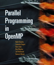 Parallel Programming in OpenMP ebook by Kobo.Web.Store.Products.Fields.ContributorFieldViewModel