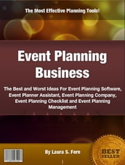Event Planning Business ebook by Laura S. Fern