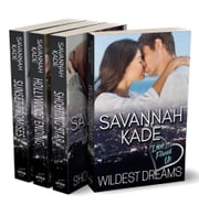 The Love Found Us Series - Wildest Dreams, Sunset Promises, Shooting Star, Hollywood Ending ebook by Savannah Kade