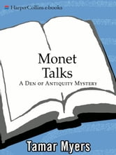 Monet Talks ebook by Tamar Myers