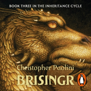 Brisingr - Book Three audiobook by Christopher Paolini