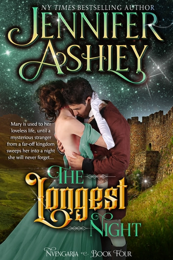 The Longest Night ebook by Jennifer Ashley