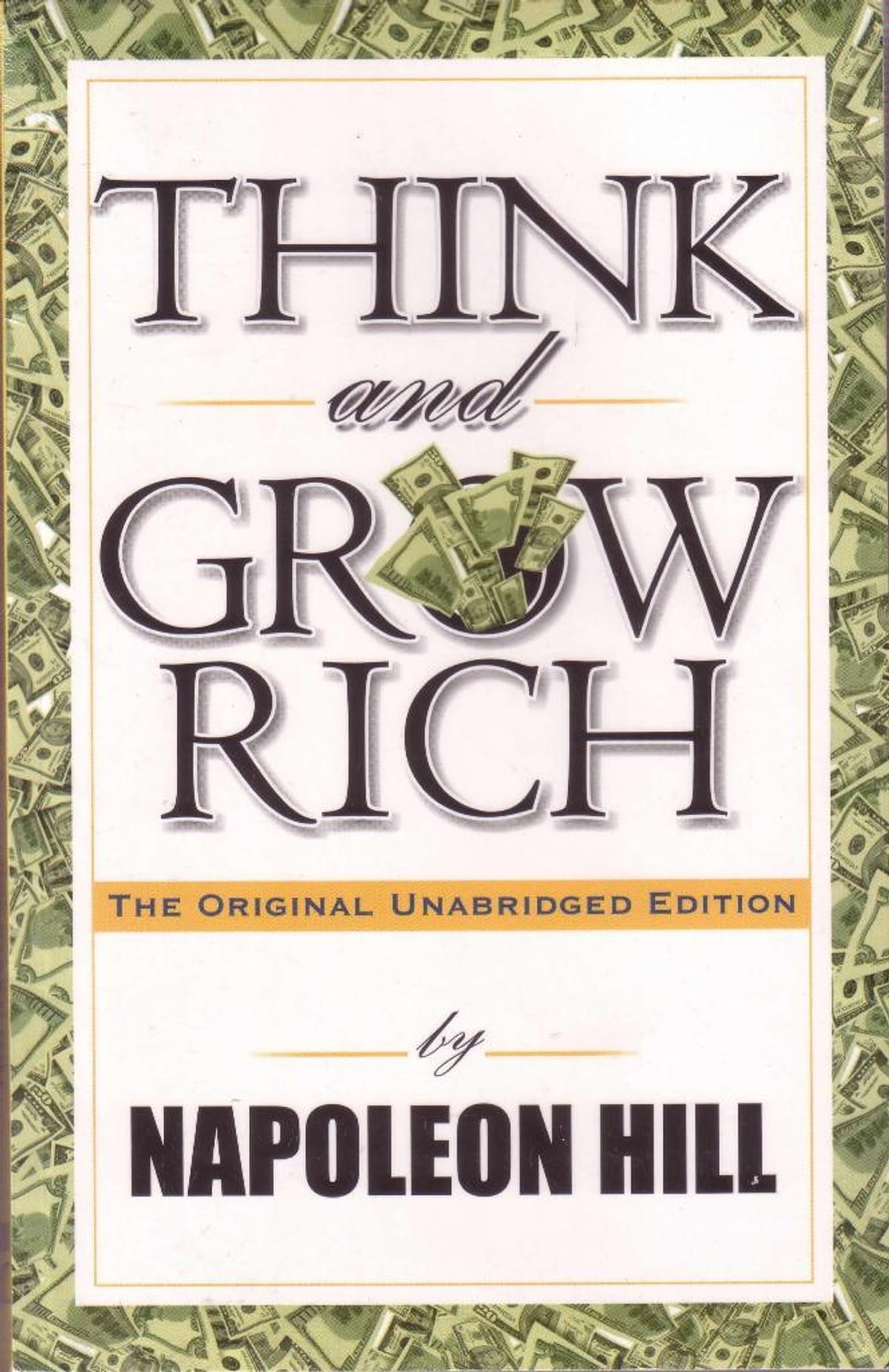 THINK AND GROW RICH: THE ORIGINAL EBOOK | NAPOLEON HILL ...