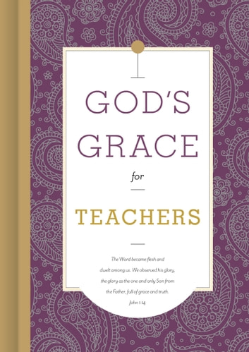 God's Grace for Teachers ebook by B&H Editorial Staff