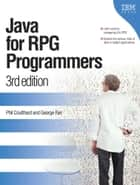 Java for RPG Programmers ebook by Phil Coulthard,George Farr