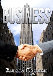 Business ebook by Andrew Carnegie
