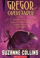 Gregor the Overlander Collection, Books 1-5 ebook by Suzanne Collins