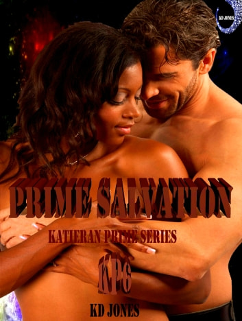 Prime Salvation ebook by KD Jones