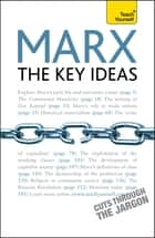 Marx - The Key Ideas: Teach Yourself ebook by Gill Hands