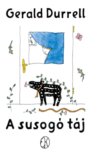 A susogó táj ebook by Gerald Durrell