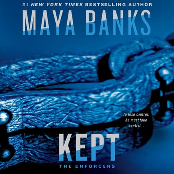 Kept audiobook by Maya Banks