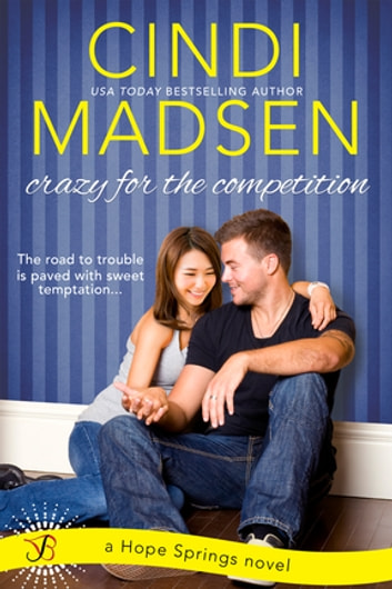 Crazy for the Competition ebook by Cindi Madsen