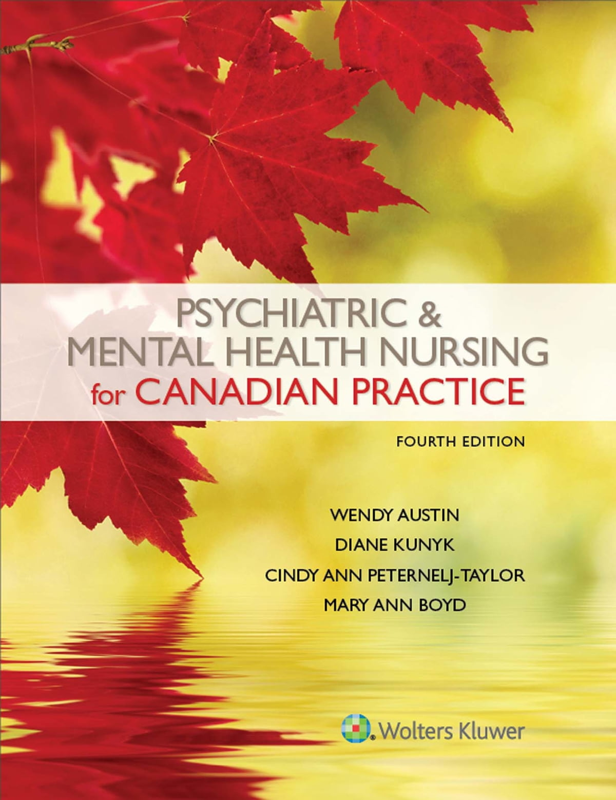 Psychiatric Mental Health Nursing For Canadian Practice Ebook By