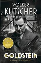Goldstein - A Gereon Rath Mystery ebook by Volker Kutscher, Niall Sellar