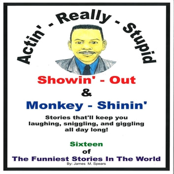 Monkey Shining audiobook by James M. Spears