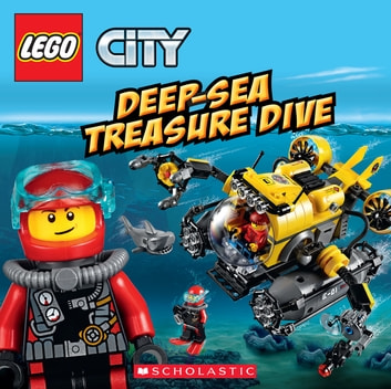 Deep-Sea Treasure Dive (LEGO City: 8x8) ebook by Trey King
