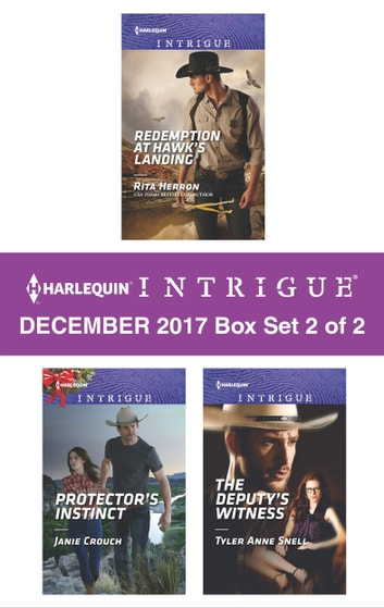 Harlequin Intrigue Decemeber 2017 - Box Set 2 of 2 - An Anthology eBook by Rita Herron,Janie Crouch,Tyler Anne Snell