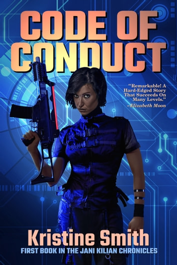 Code of Conduct ebook by Kristine Smith