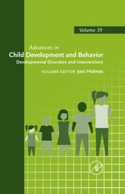 Developmental Disorders and Interventions ebook by Joni Holmes